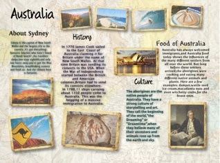Australia-the perfect destination
