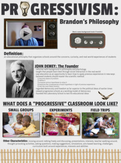 Progressivism: Brandon's Philosophy