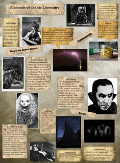 Elements of Gothic Lit