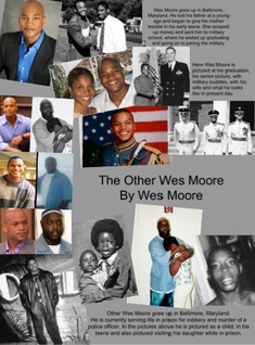 Haydon howard - Wes Moore