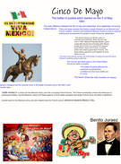 Cinco de mayo and the battle of puebla's thumbnail