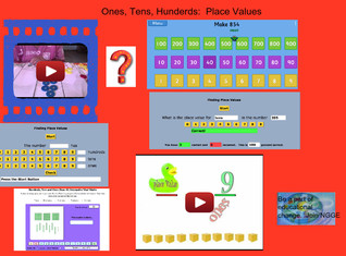 Ones, Tens, Hundreds Place Value