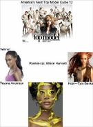 America's Next Top Model Cycle 12's thumbnail