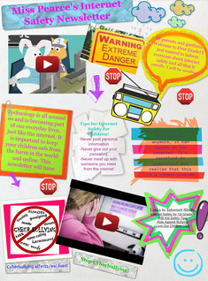 Miss Pearce's Internet Safety Newsletter