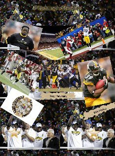 I am a fan of Pittsburgh Steelers