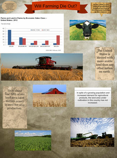 WIll Farming Die Out?