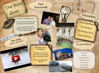 The story about Pam Powroznik