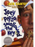 joey pigza swallowed the key by:jack gantos's thumbnail