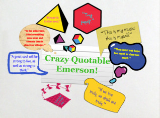 Crazy Quotable Emerson