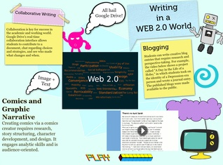 Writing in a Web 2.0 World