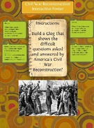 Civil War Reconstruction Group Project's thumbnail