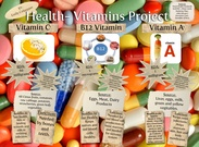 Health- Vitamins Project' thumbnail
