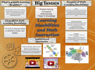 Learning Disabilities and Mathematics Instruction