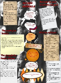 Nelson Mandela elective hist assignment