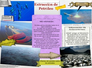 Spanish oil project