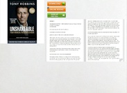 Download ebook Unshakeable: Your Financial Freedom Playbook by Tony Robbins pdf doc's thumbnail