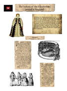 The history of  the Elizabethan period in England's thumbnail