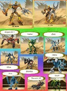 Meet some Bionicles Bionicle'srides/creatures.'s thumbnail