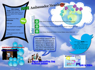 June Ambassador Newsletter