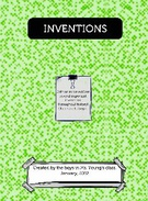 Inventions Cover Page's thumbnail