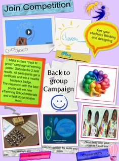 Back to group campaign