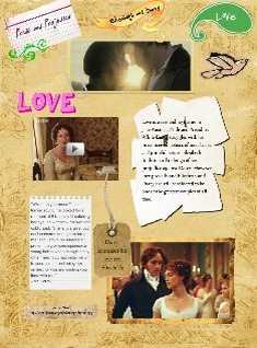 Love Conquers All--Elizabeth and Darcy