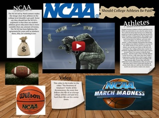 Payment - College Athletes