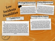 Low Incidence Disabilities's thumbnail