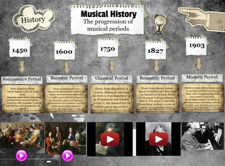 Musical History
