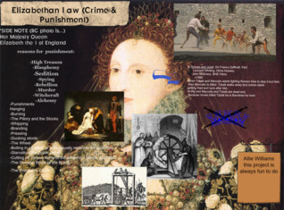 Elizabethan_LAW (Crime and Punishment)