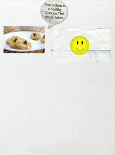 Healthy Cookie Done By Weili (ConningHong)
