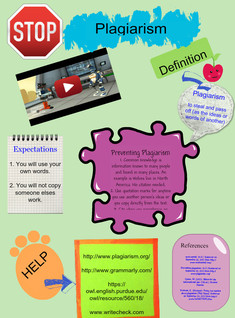 Stopping Plagiarism
