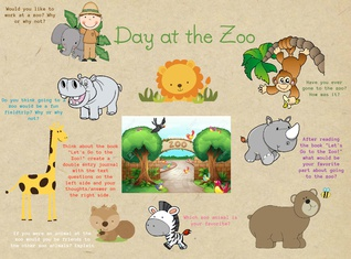 Zoo Writing Prompt - 2nd Grade