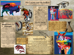 The Coyote and the Buffalo
