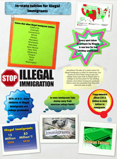 In State tuition for illegal immigrants