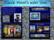 Monet water lilies thumbnail
