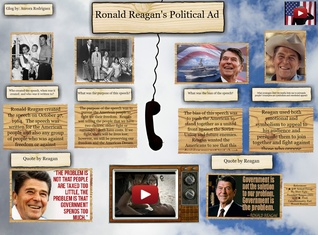 Ronald Reagan´s Political Ad