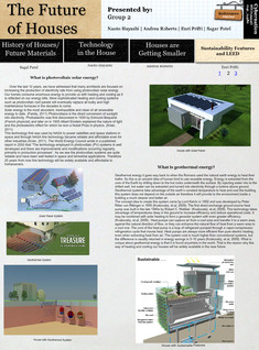 Future of Houses - Sustainability and LEED 2