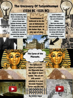 The Uncovery of Tutankhamun