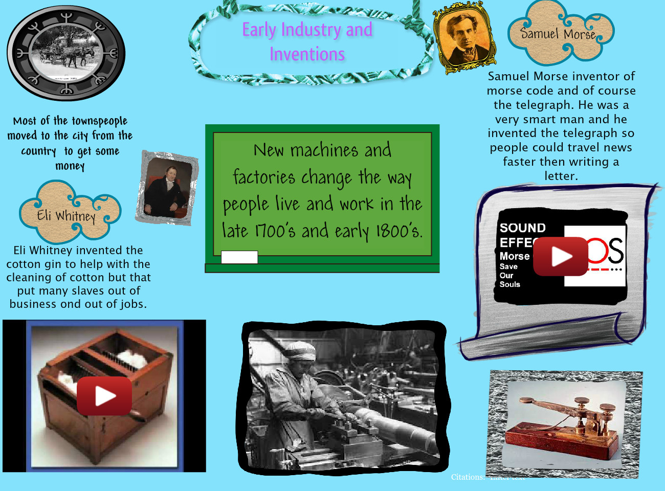 Early industry and inventions by alexandria adams 1793 1837 early industry and inventions by alexandria adams publicscrutiny Choice Image