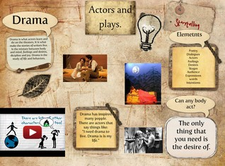 Actors and plays - Drama