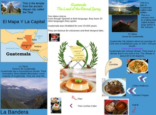 Guatemala  The Land of the Eternal Spring