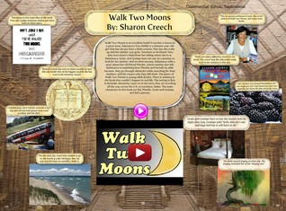 [2015] Bailee LaCosse (Neibert 3): Walk Two Moons By: Sharon Creech