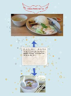 Chinese Tradisional  Food