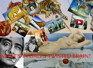 Salvador Dalí's Twisted Mind