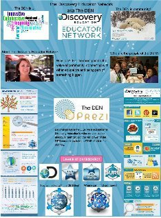 The Discovery Educator Network (DEN)