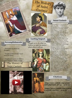 [2014] Danielle Domini: The history of saint Casimir
