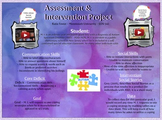 Foster - Assessment & Intervention Project