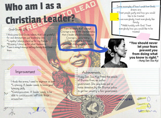 Who am i as a christian leader