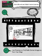 creative commons licenses or fair use of web content's thumbnail